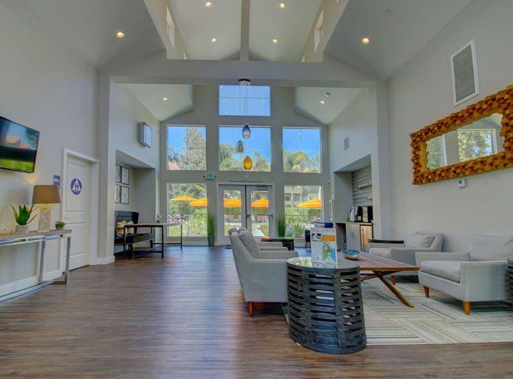 Spacious Clubhouse at The Legends at Rancho Belago, 13292 Lasselle Street, Moreno Valley