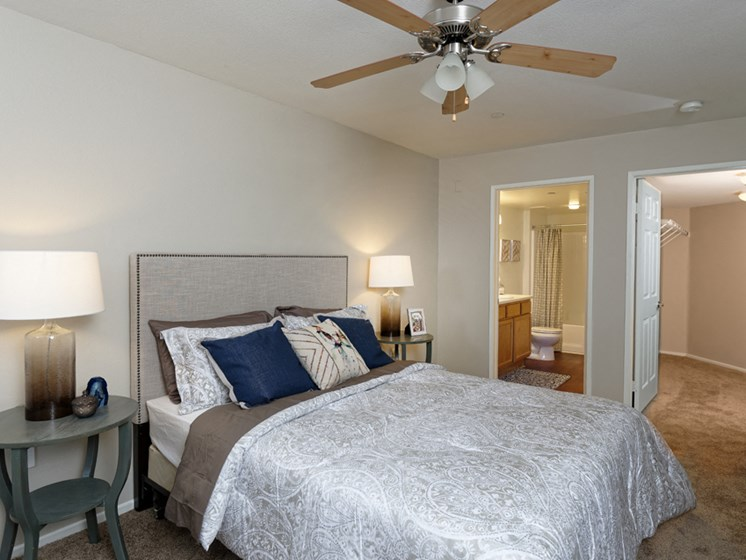 Spacious bedroom at Legends at Rancho Belago, Moreno Valley, CA 92553