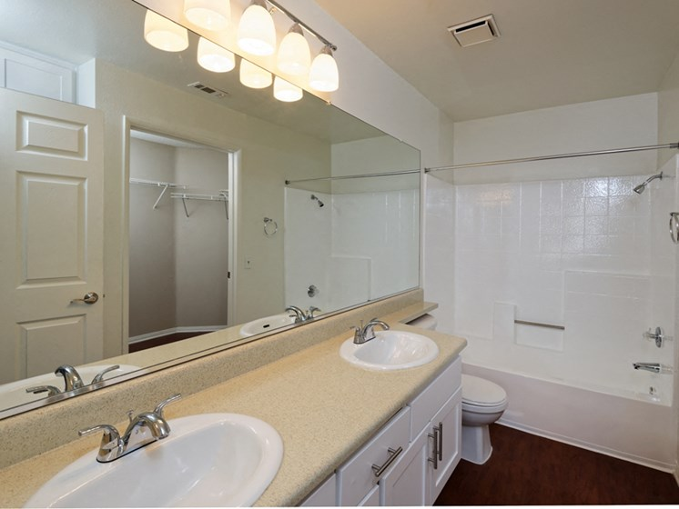 Spacious bathroom at Legends at Rancho Belago, 13292 Lasselle Street, 92553