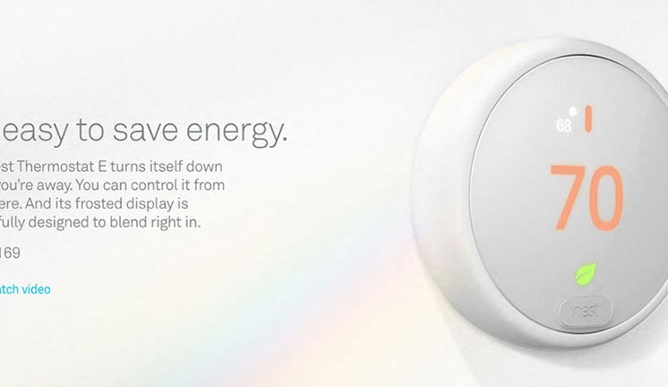 Nest Thermostats at Legends at Rancho Belago, Moreno Valley, CA