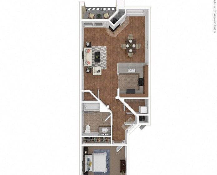 The Costa Floor Plan