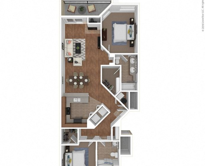 The Malago floor plan at Legends at Rancho Belago, Moreno Valley California