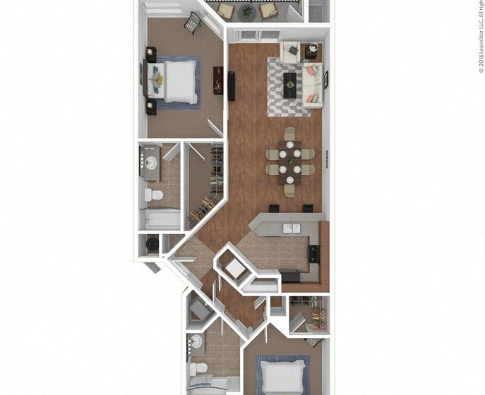 Serena floor plan Legends at Rancho Belago, Moreno Valley California