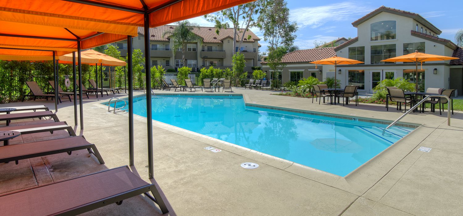Swimming Pool at Legends at Rancho Belago, Moreno Valley, California