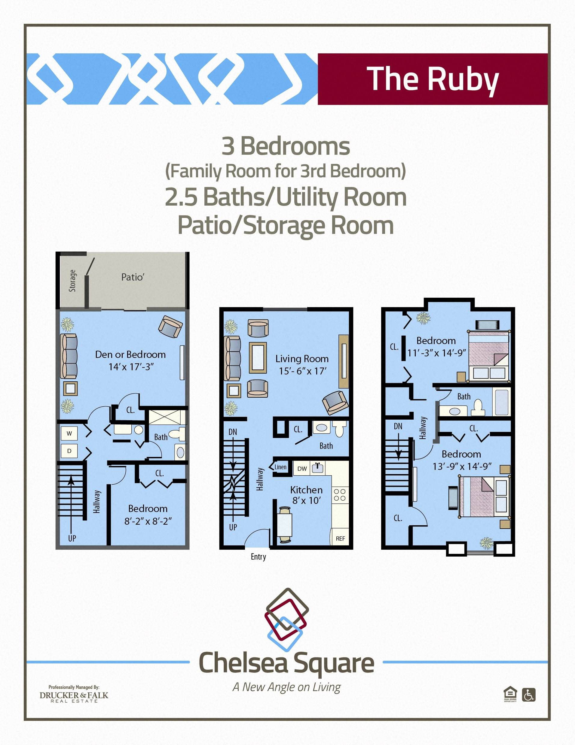 Ruby Floor Plan 3
