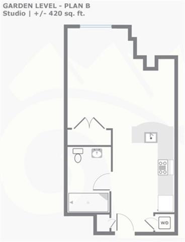 Floor Plans of The Eli in New Haven CT