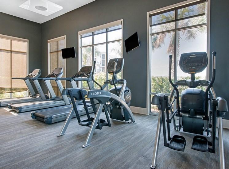 Fitness Center at Lake Vue, 7119 Sand Lake Reserve Drive, Orlando, FL