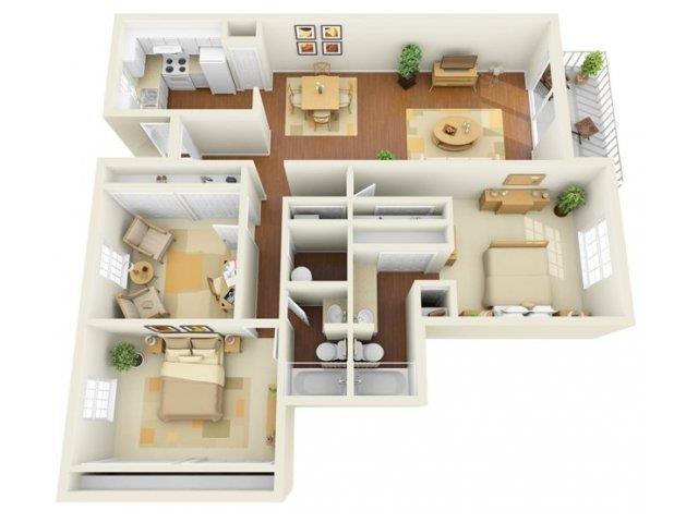C Floor Plan 5