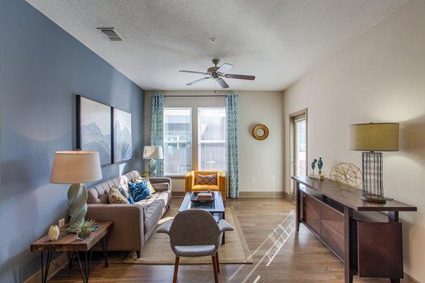 Lofts at Sodo Living Room