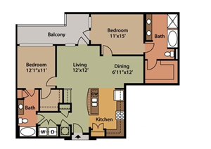Lofts at Sodo Floor Plans
