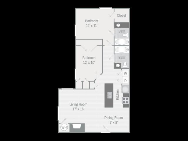 Monticello Floor Plan 8