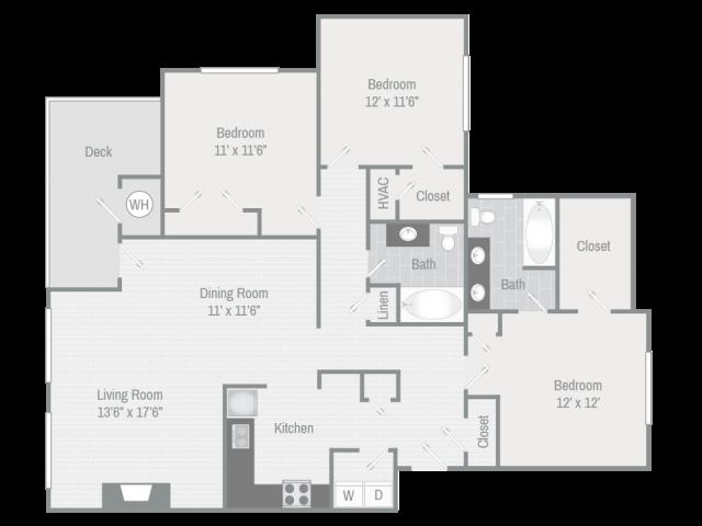 Timberlane Floor Plan 11