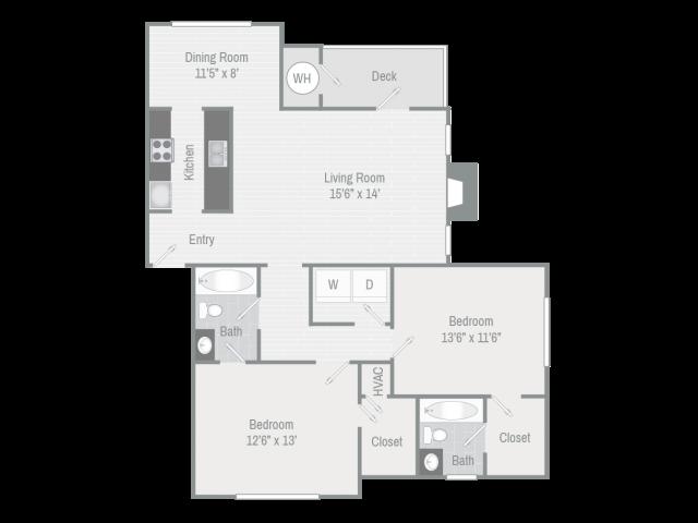 Williamsburg Floor Plan 7