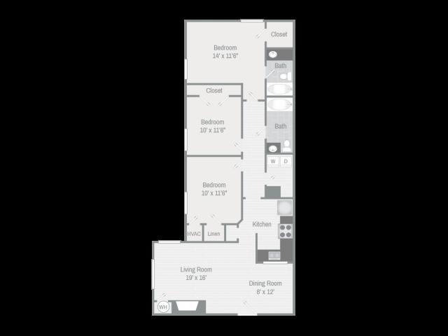 Willoway Sunroom Floor Plan 10