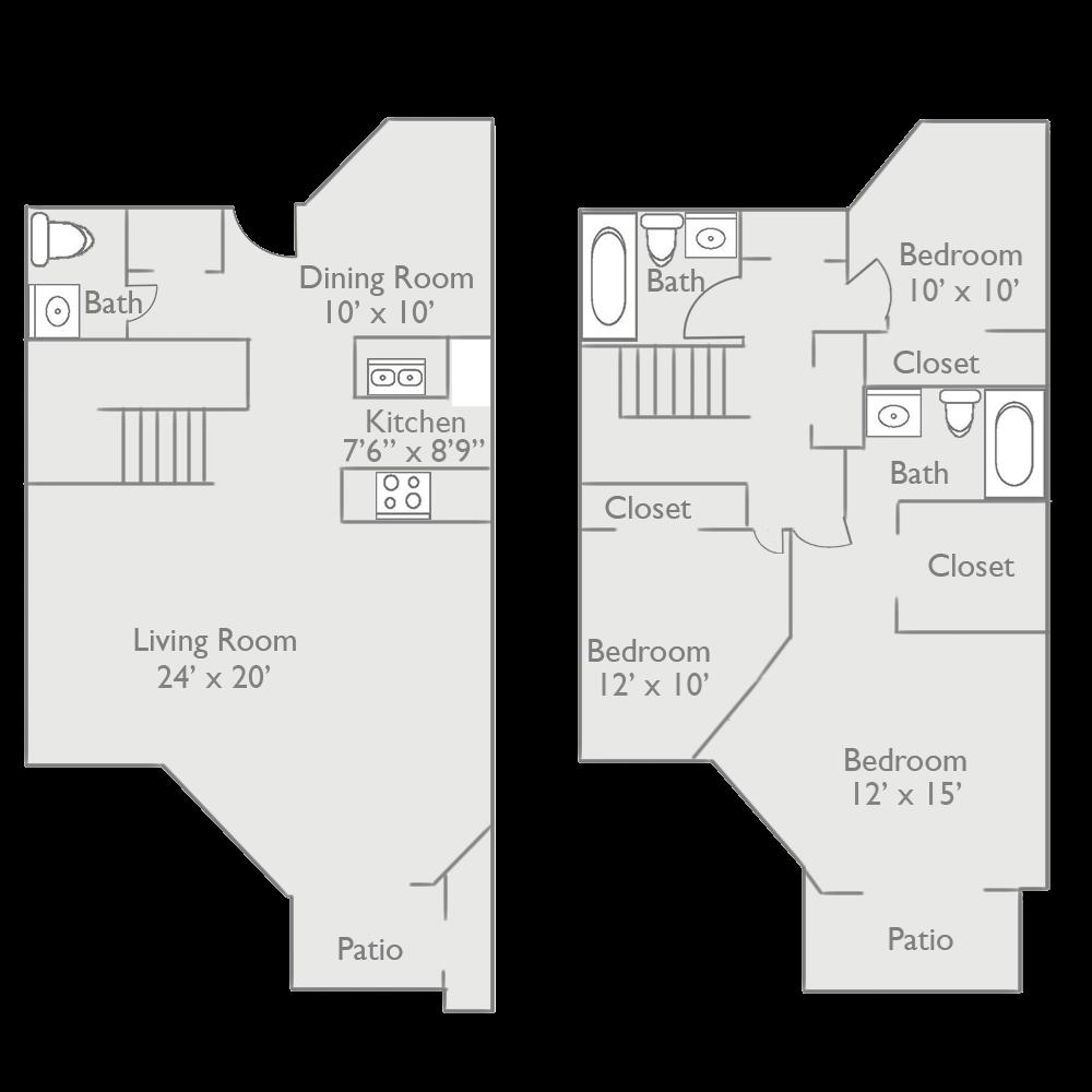 C2 Floor Plan 6