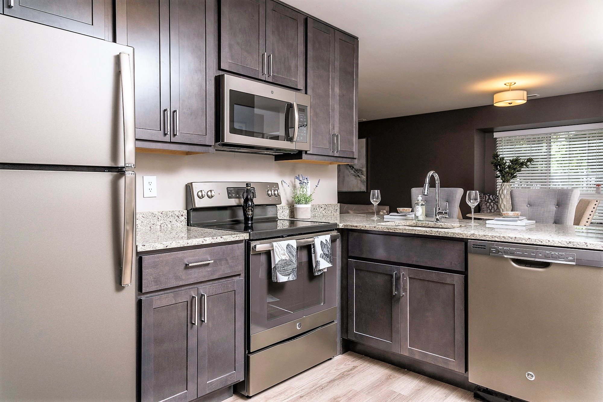 Energy Efficient Electric Appliances at the Haven of Ann Arbor, 459 Village Green Blvd, Ann Arbor, 48105