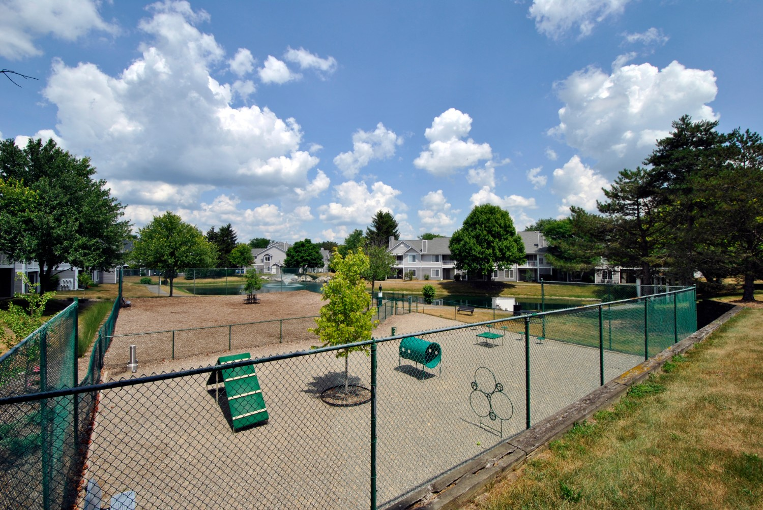 Bark Park at The Haven of Ann Arbor, Ann Arbor, 48105