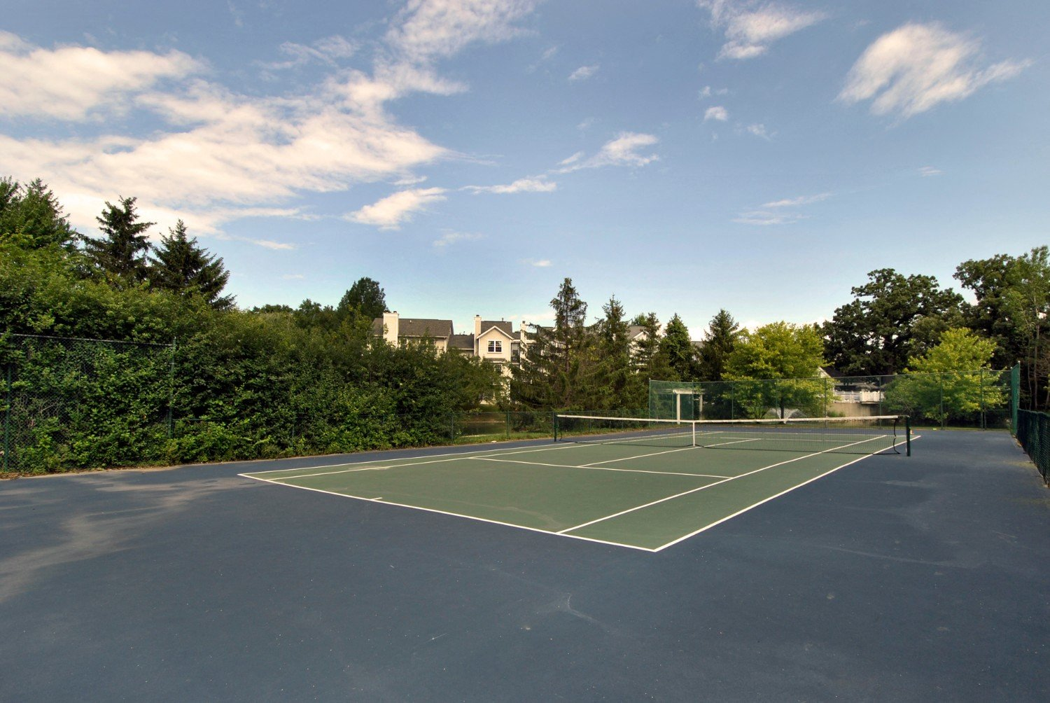 Tennis Court at The Haven of Ann Arbor, Ann Arbor