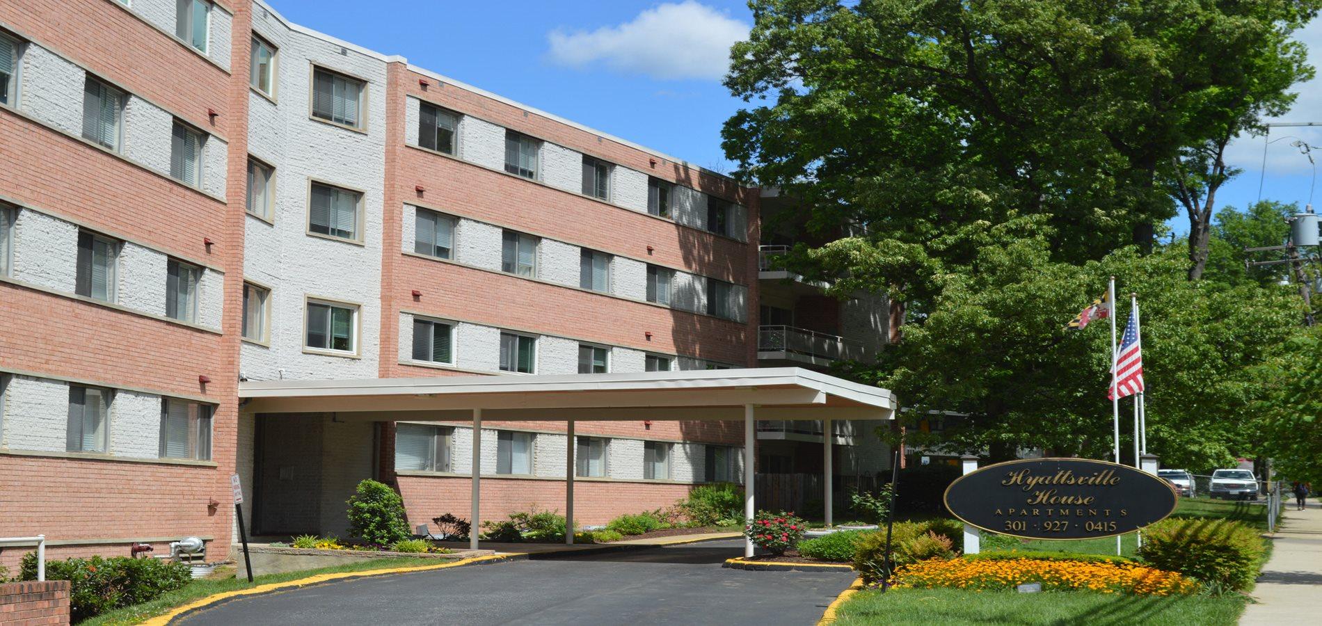 Hyattsville House Apartments In Hyattsville Md