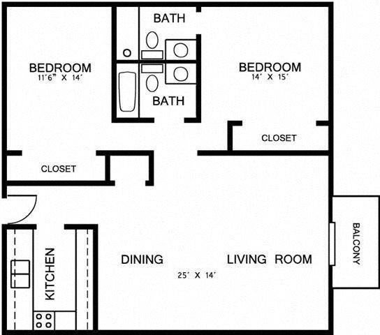 Garden Floor Plan 3