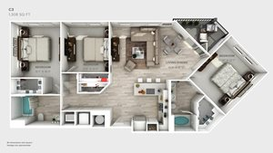 C3-Floorplan-3-bedroom