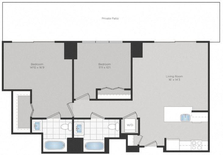Penthouse 1509