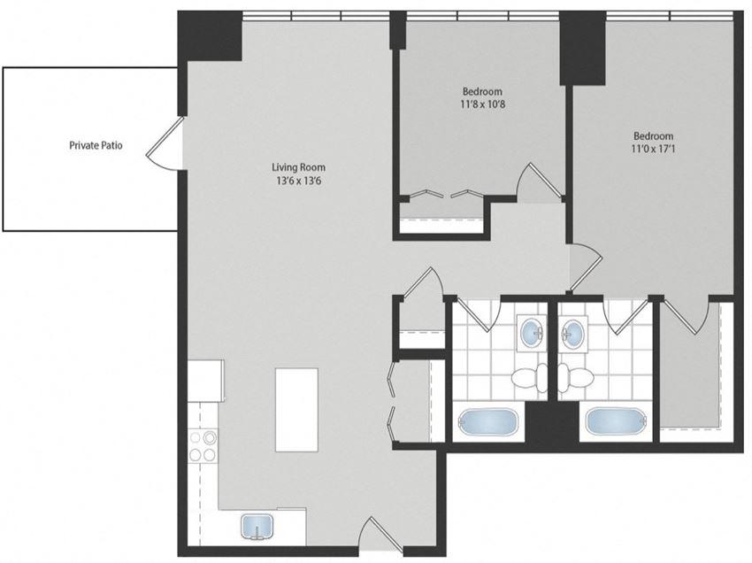 Penthouse 1506
