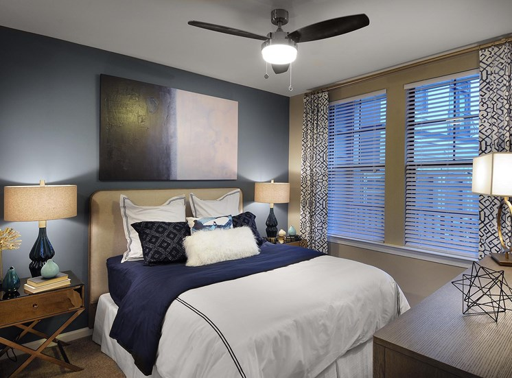 Guest Bedroom at Reserve at Lavista Walk, Atlanta, Georgia