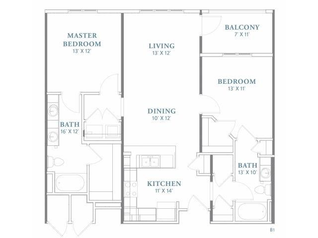 Valley Floor Plan 5