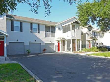 Separate Private Garages at RiverTree, 5959 Bandera Spring Circle, 33578