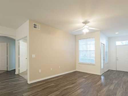 Upscale Wood Finish Flooring at RiverTree, 5959 Bandera Spring Circle, Riverview, FL 33578