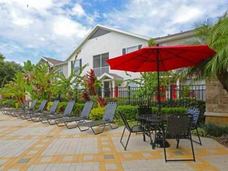 Pool Area at RiverTree, 5959 Bandera Spring Circle, Riverview, Florida