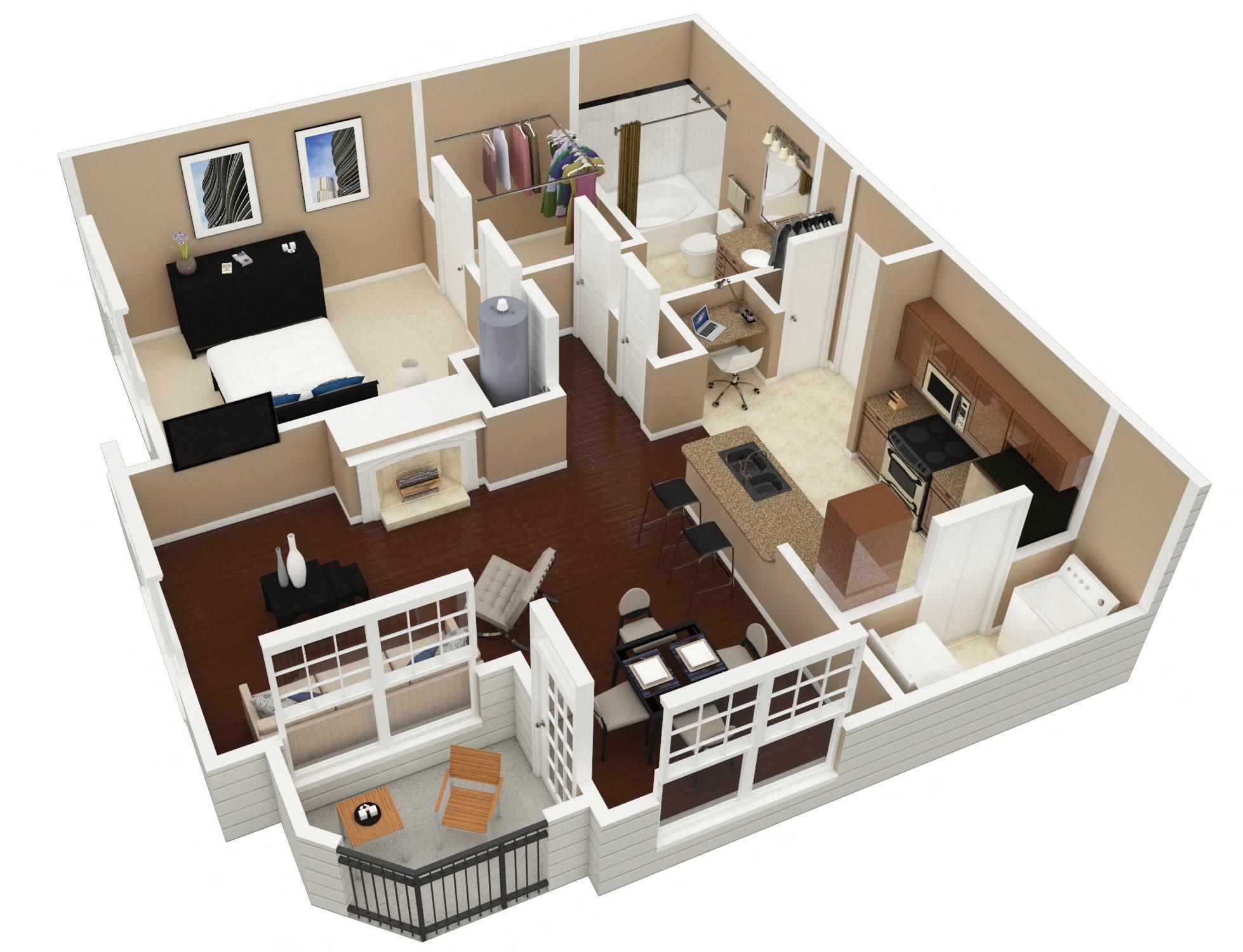 Fonda Floor Plan 3