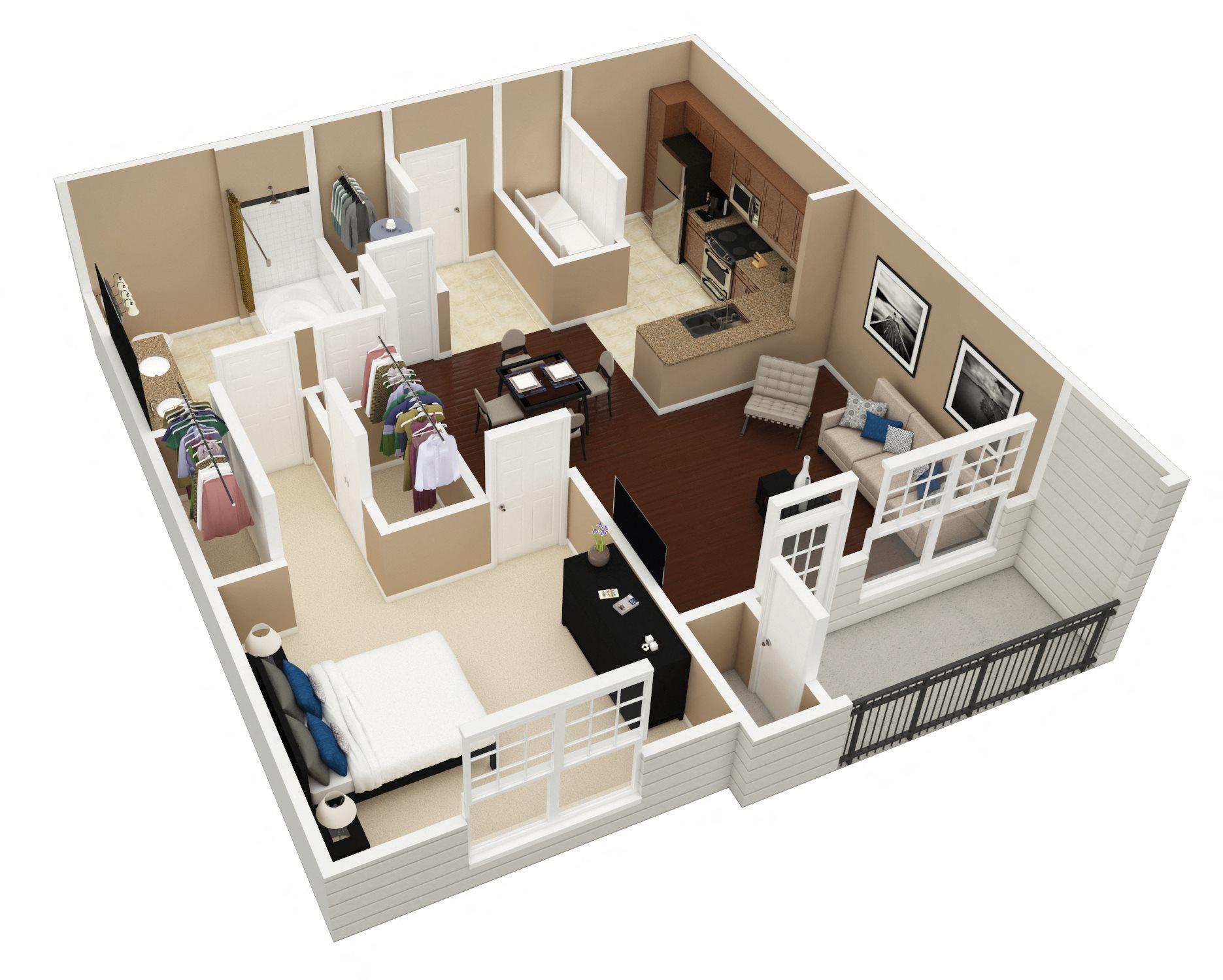 Cathy Floor Plan 4