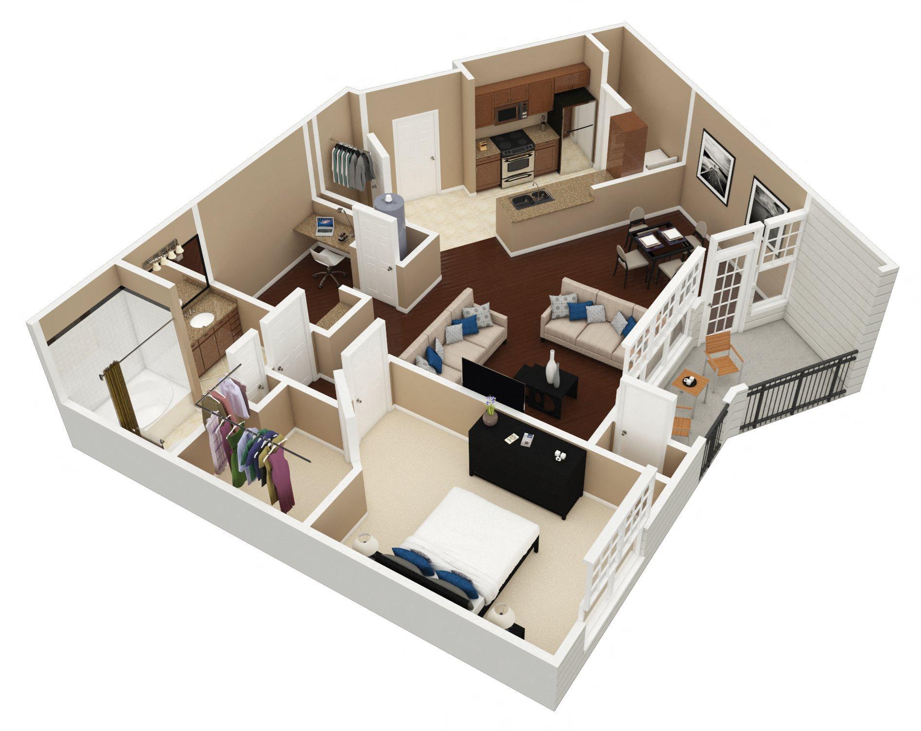 Candler Floor Plan 5