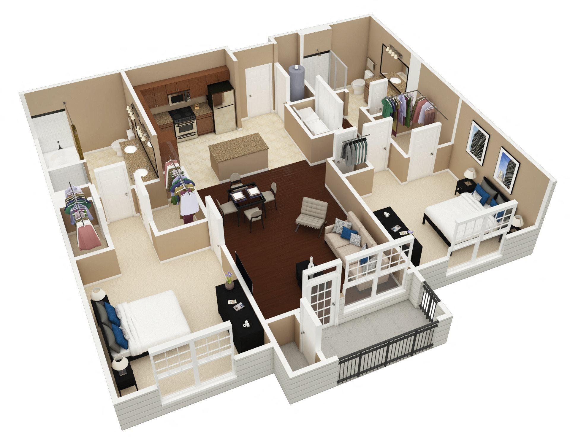 Aaron Floor Plan 8
