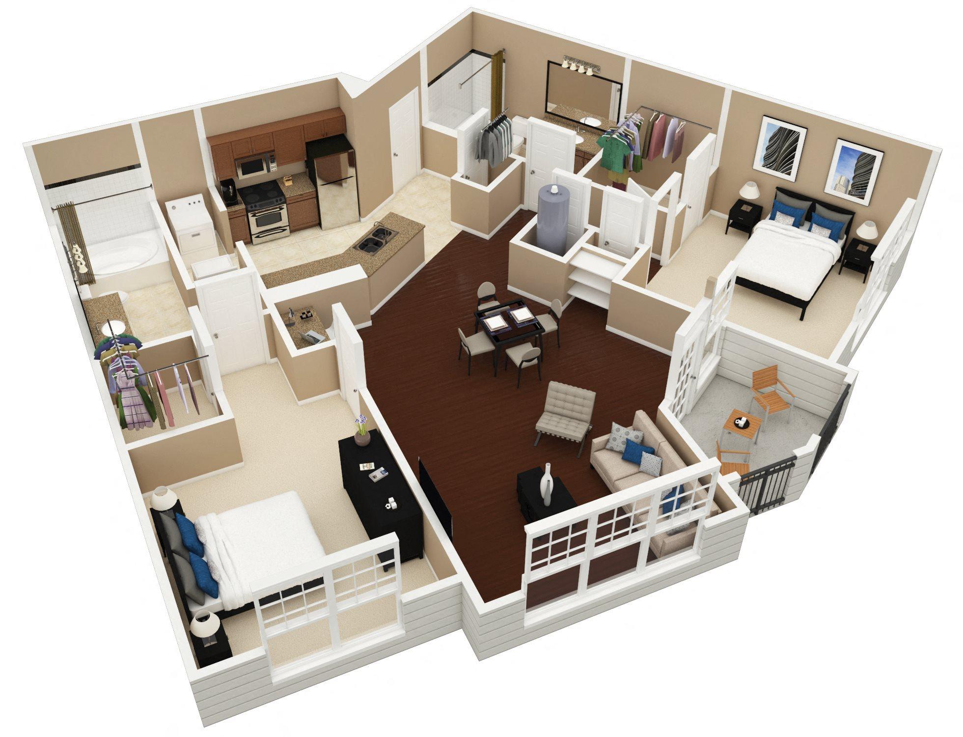Carter Floor Plan 9