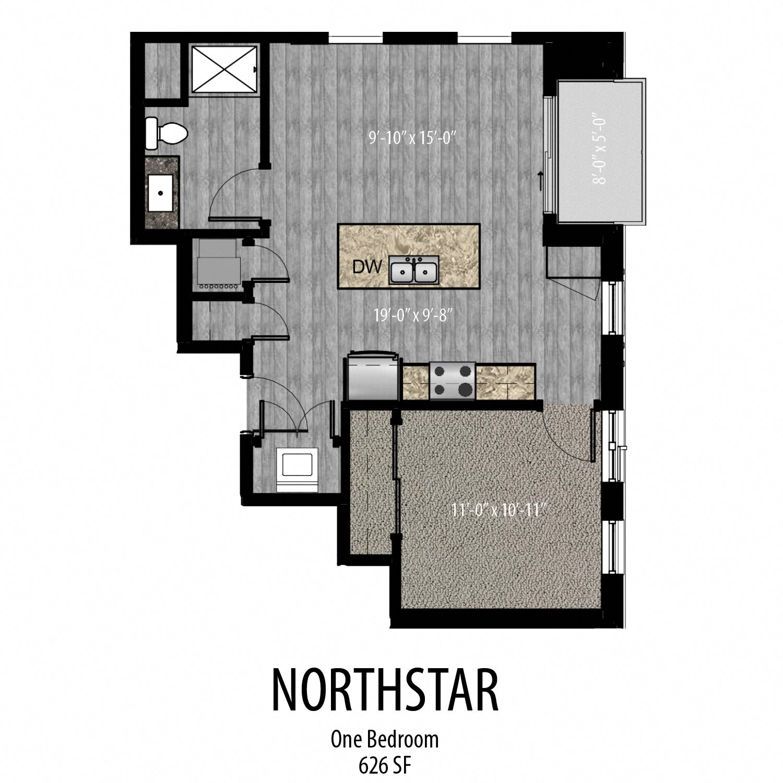 Northstar Floor Plan 7