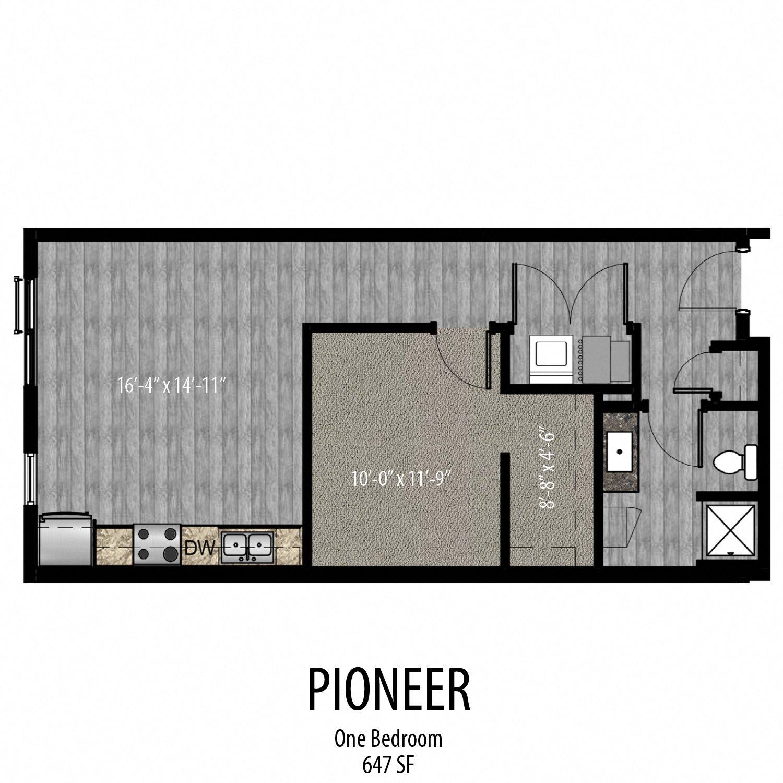 Pioneer Floor Plan 8