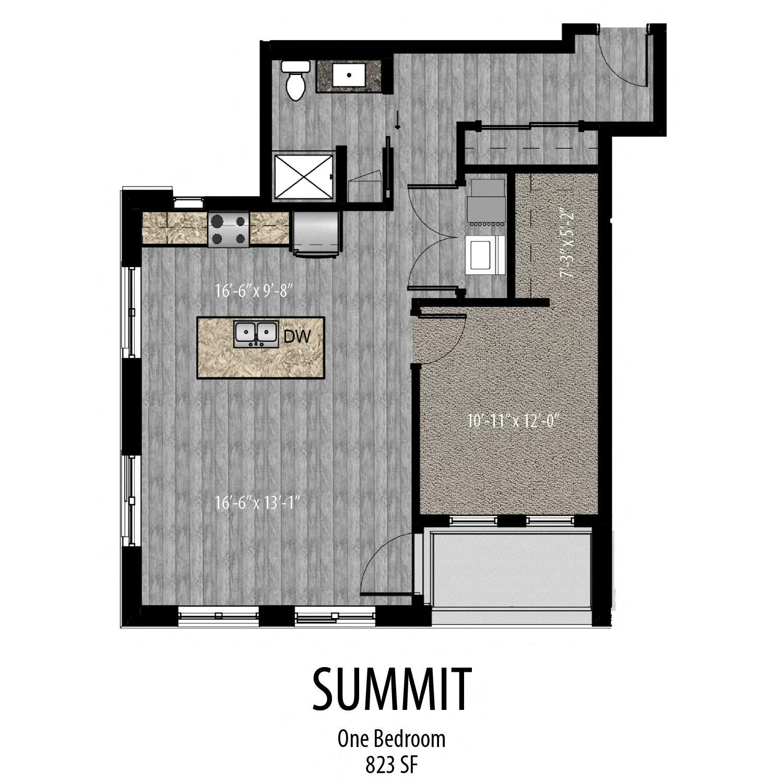 Summit Floor Plan 1