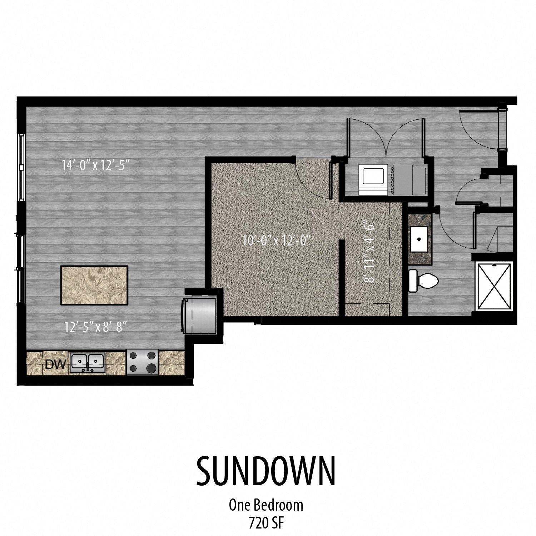 Sundown Floor Plan 6