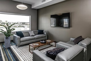 Relaxing Room at Capitol District in Omaha, NE 68102