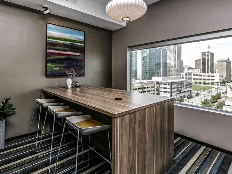 Penthouse with a View at Capitol District in Omaha, NE 68102