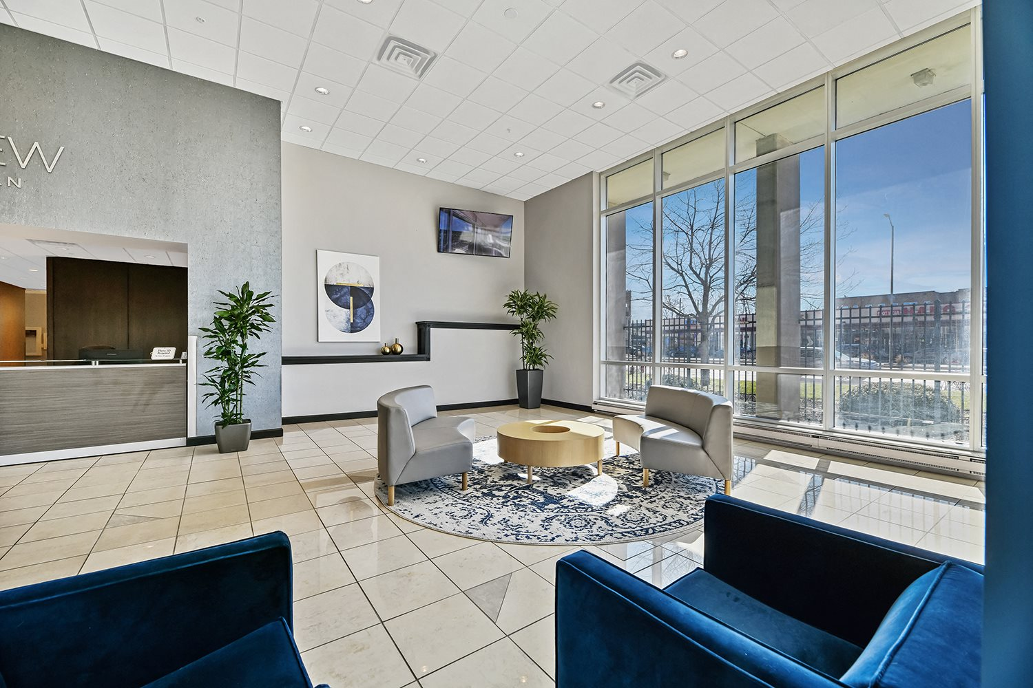 Cityview-first floor lounge