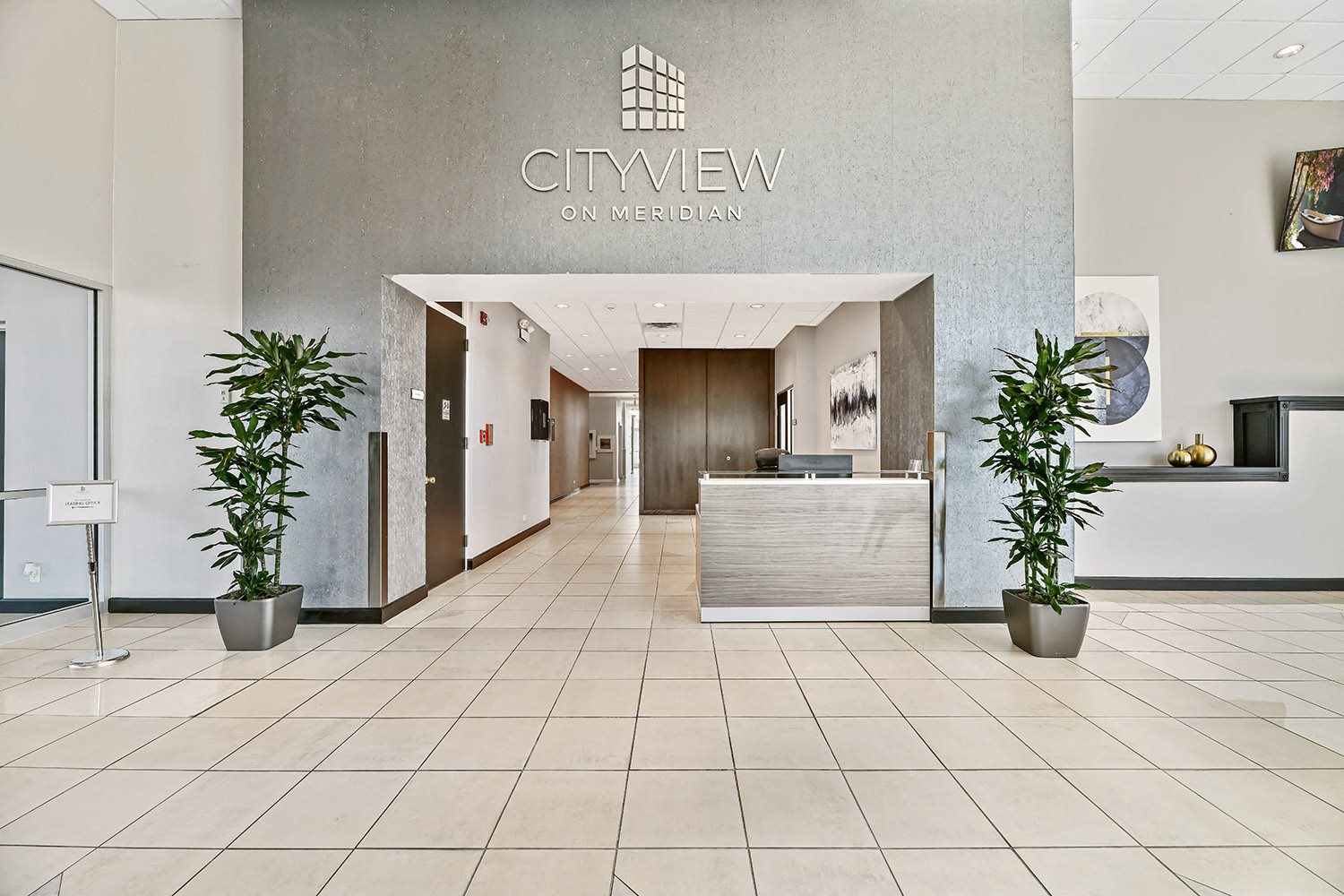Cityview-front lobby
