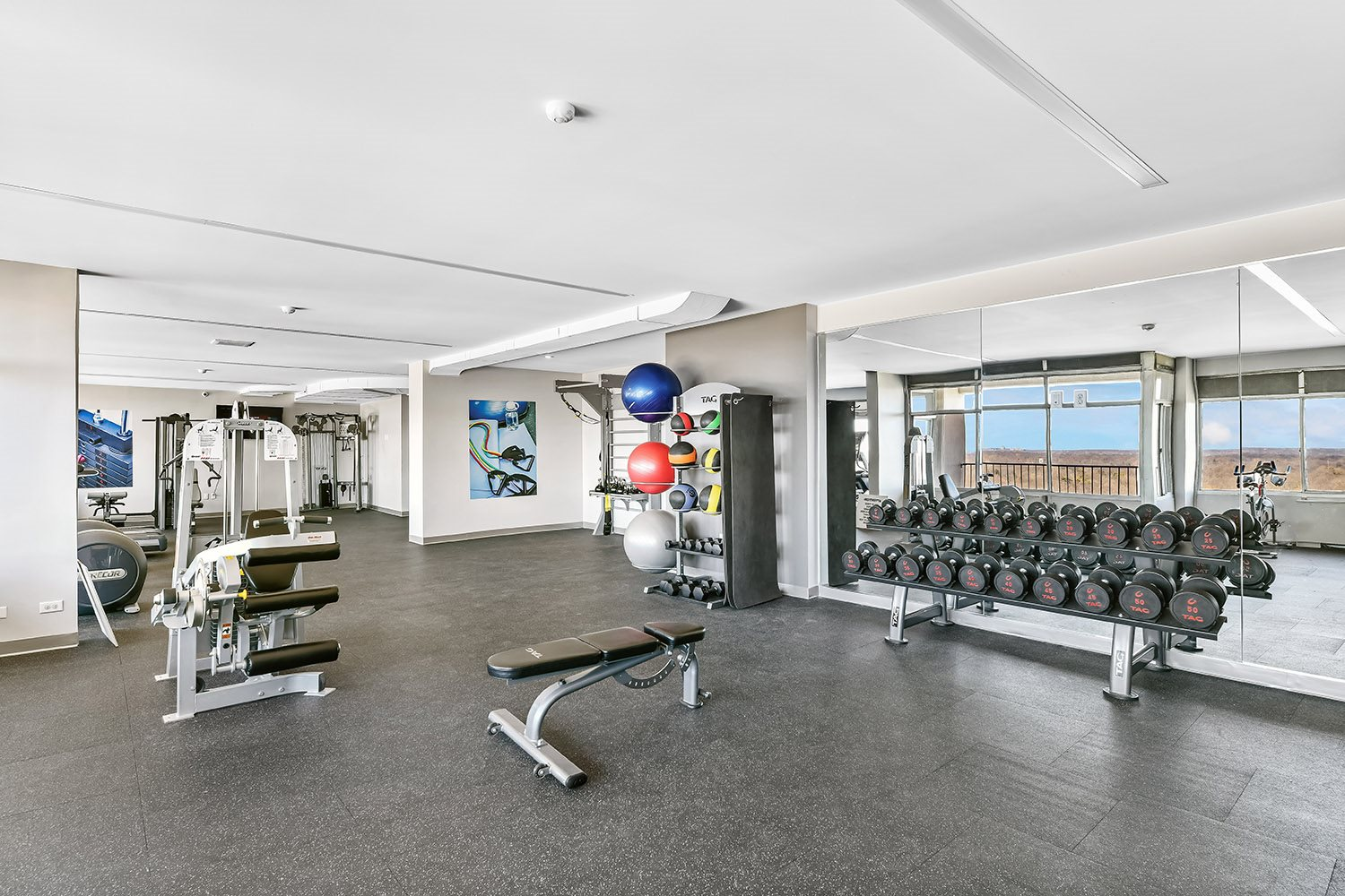 Cityview-workout