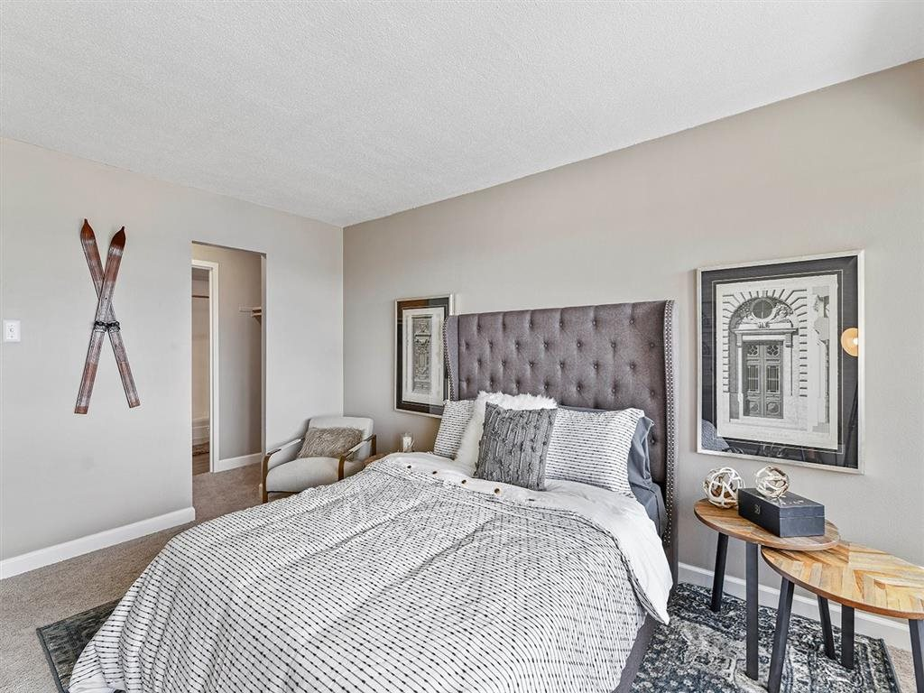 Private Master Bedroom at CityView on Meridian, Indianapolis, 46208