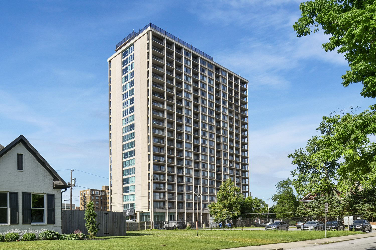 Apartments For Rent at CityView on Meridian, Indianapolis, IN