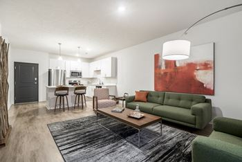 3601 Jones St. 1 Bed Apartment for Rent Photo Gallery 1