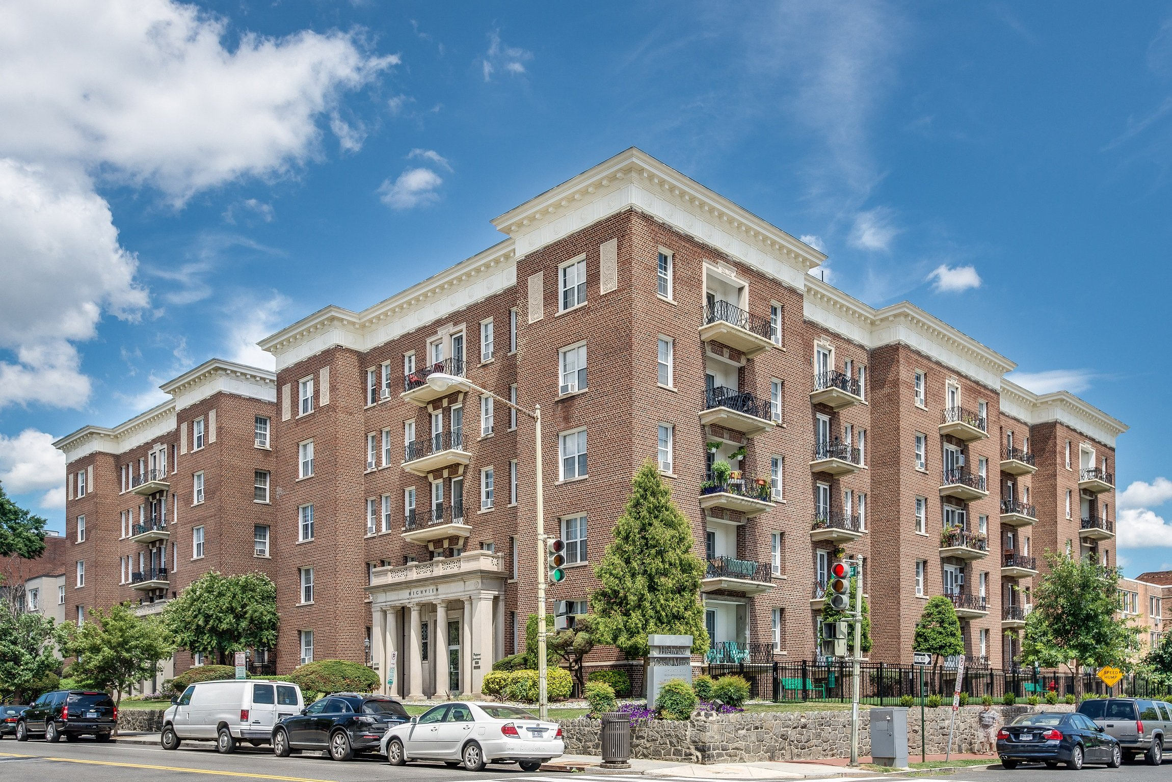 Highview Castle Manor Apartments Near Columbia Heights And U Street Washington  DC